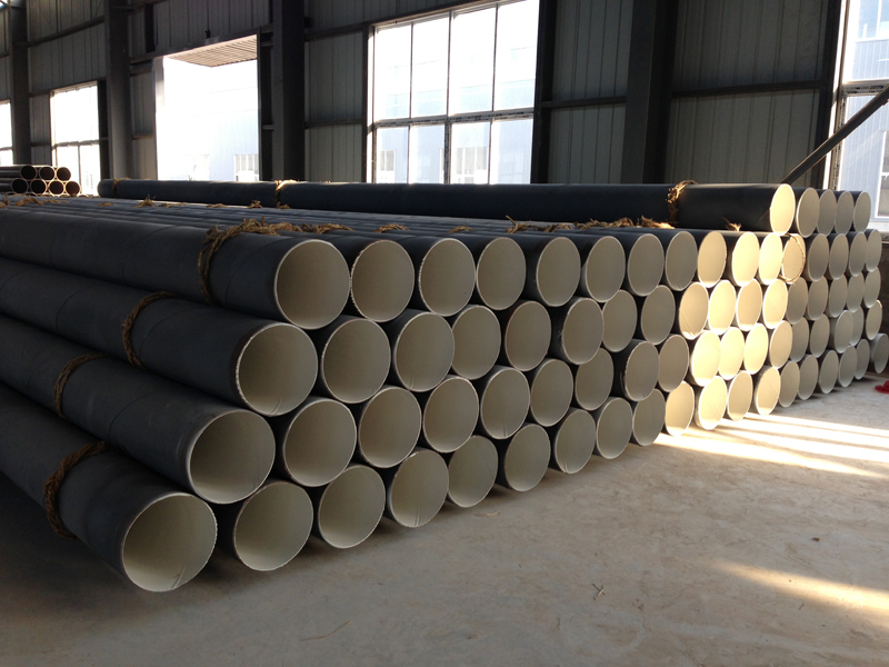 epoxy resin lining steel pipe